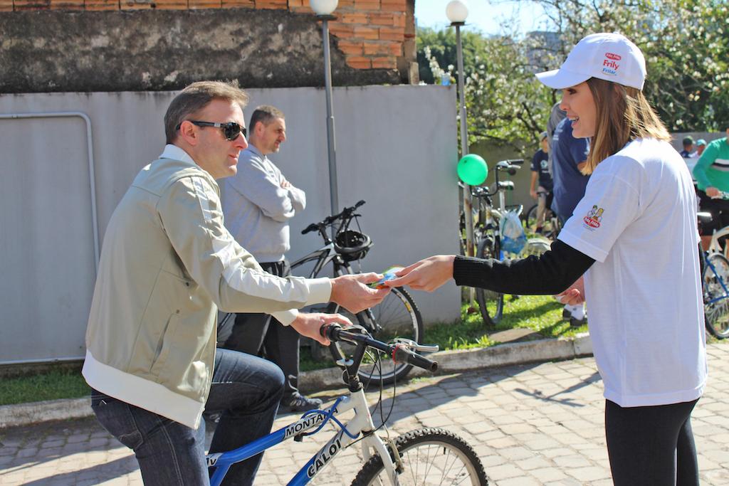 Fritz&Frida – Passeio Ciclistico NH