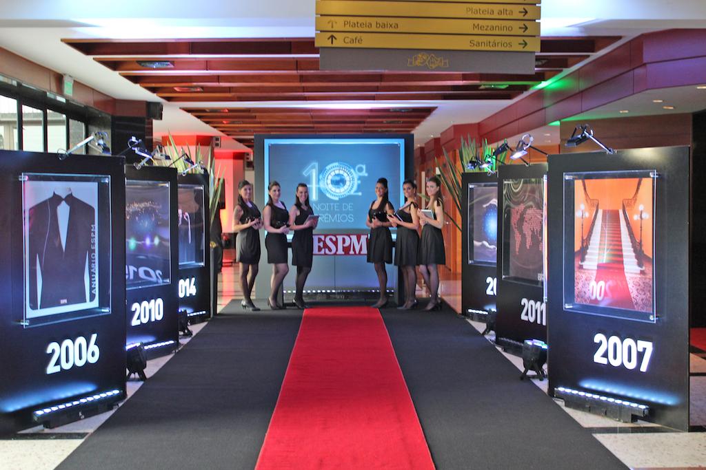 iHostess Service – 10º Noite de Prêmio ESPM