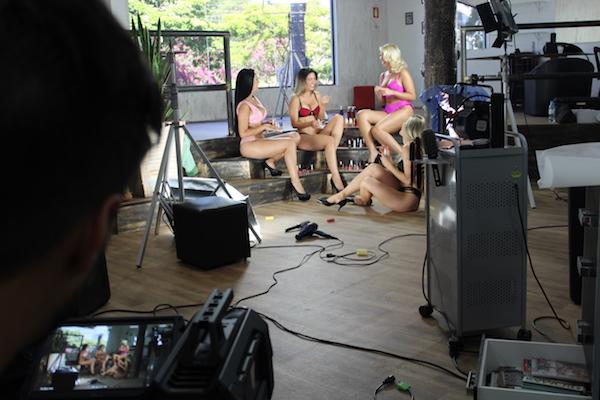 Casting e produção Comercial de TV