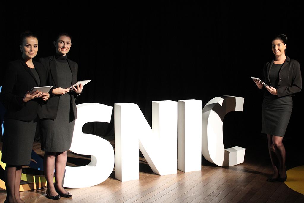 iHostess service – SNIC 2016